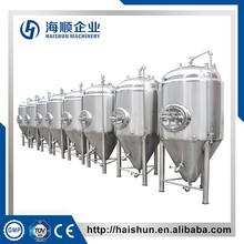 high quality conical fermenter with thermometer