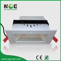 CRI>80 COB LED Rectangular name brand clothing store