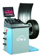 CE approved wheel balancing and wheel alignment machine for sale