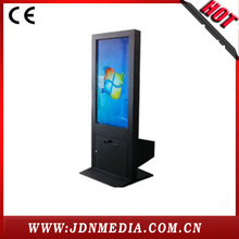 Info Public Digital Signage Kiosks Interactive for Self Serve