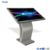 55 inch floor stand full hd video display lcd information digital kiosk