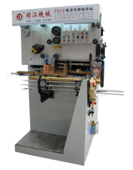 Semi-Automatic can body welder for 3-Pieces Tin can