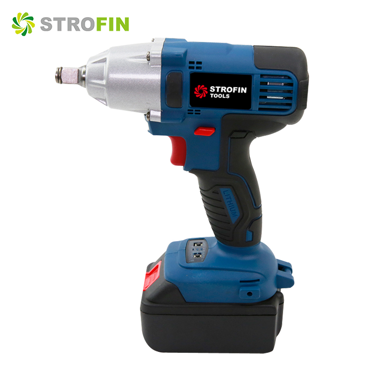 20V LI-ION IMPACT WRENCH Cordless Power Tools 20V Impact Wrench with Li-ion Battery