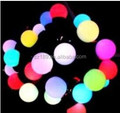 E27 3W LED G45 colored chandelier light bulbs RED color light bulb IP45 / IP65