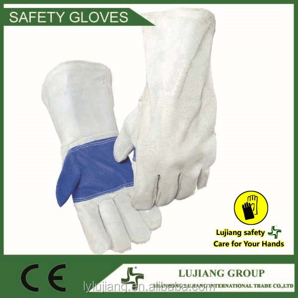 Russia Market thinsulate winter working leather gloves