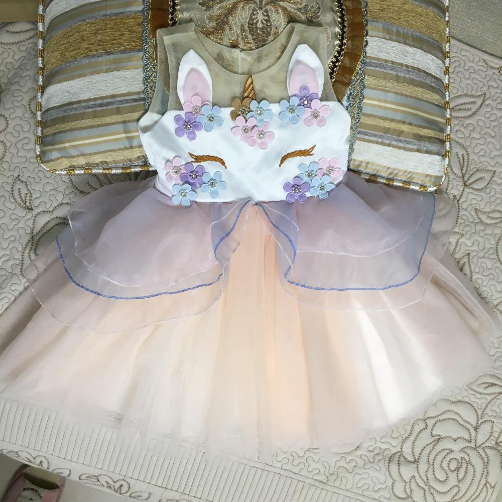 China Wholesale Flower Girls Dresses Pink Princess Kids Ruffle Tutu