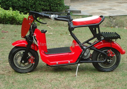 Small Electric 2 Wheeler Motorcycle