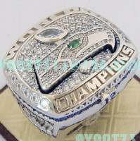 2013 Seattle Seahawks NFL championship ring replica world champions ring