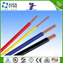 UL Listed Electrical Wire 600V THHN Wire 14 12 10 AWG THHN Copper Conductor PVC Insulated Nylon Jacket THHN Wire