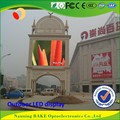 Hot sale P10 SMD outdoor fixed advertising import led display from China