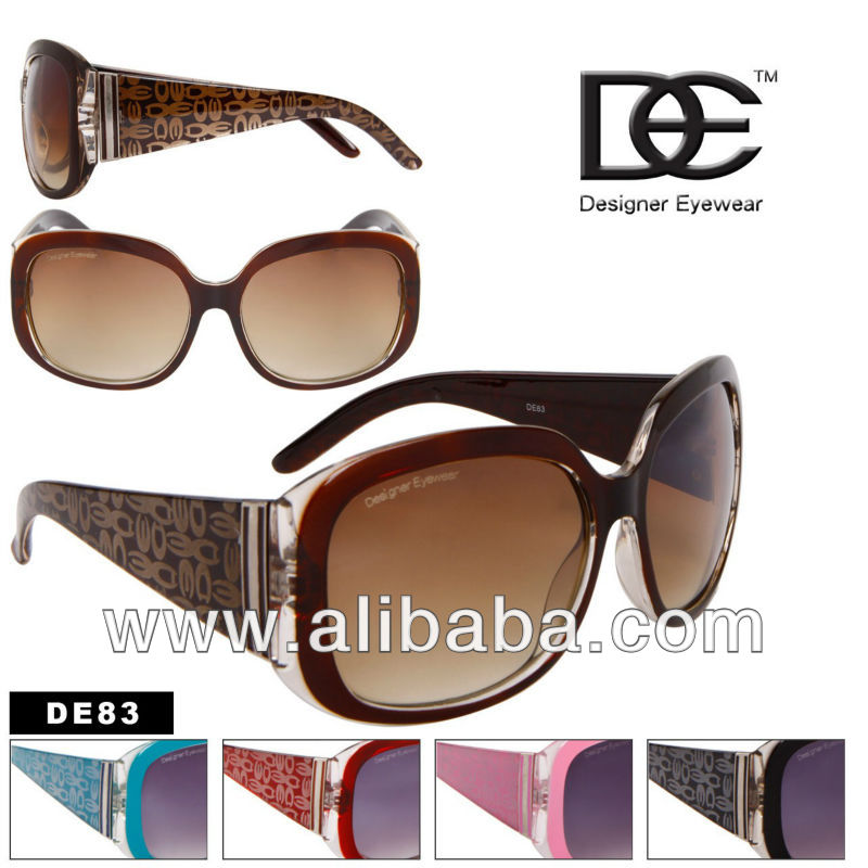 DE 83 Fashion Design for women Sunglasses Designer Eyewear