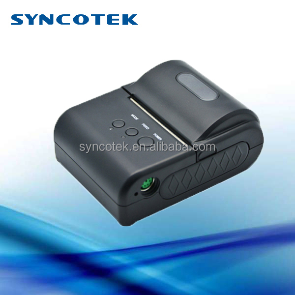Access control 58mm thermal mini bluetooth ticket printer SP-T10