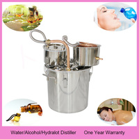 100% pure high efficient stainless steel milk can distiller white spirit distillation for grappa
