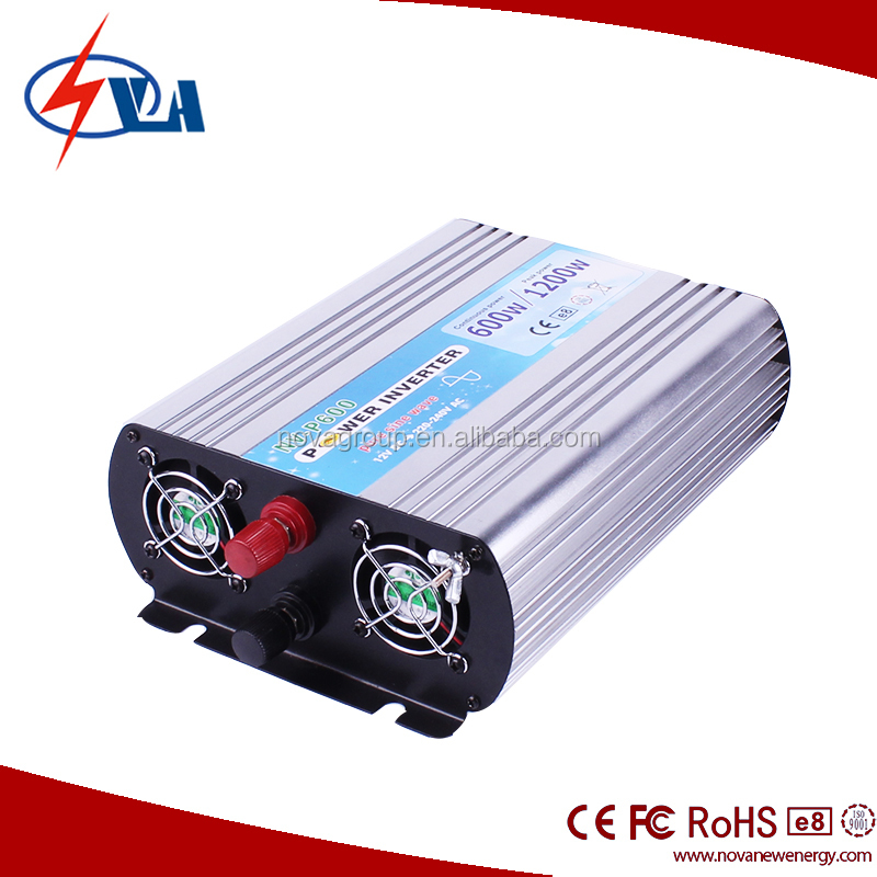 600w dc to ac off-grid pure sine wave power inverter