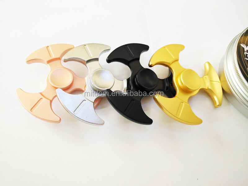 Zinc alloy, Axe shape Anti Stress Vinger Spinner toy