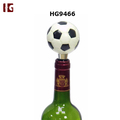 Sport Style Football Metal Wine Bottle Stopper