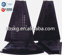 cheap mine machine parts mill rubber liner