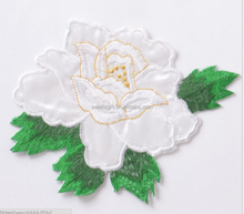 Floral Patch Embroidery Patches Venise Applique Sew On Patches