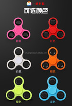Spinner fidget Customized size shape color speed material Hand spinner toys