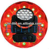 19*10W LED Wash Moving Head Light With Zoom