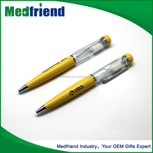 Wholesale Products Custom Ball pen with sand clock