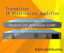 1w digital low power tv transmitter