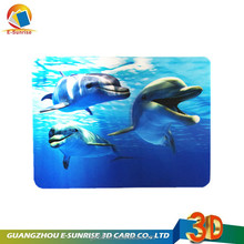 wholesale animal 3d place mat /lenticular placemat/plastic placemat for promotion