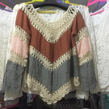 Latest Fashion Trendy Lady Wholesale Blouses