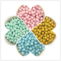 12mm Food Grade Round Shape Silicone