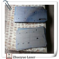 Laser Plastic Cutting Services China Advanced