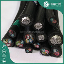 best selling ul recognized heating electric rubber cable/wire with good price