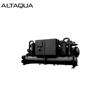 No MOQ 60 ton water cooled screw chiller unit