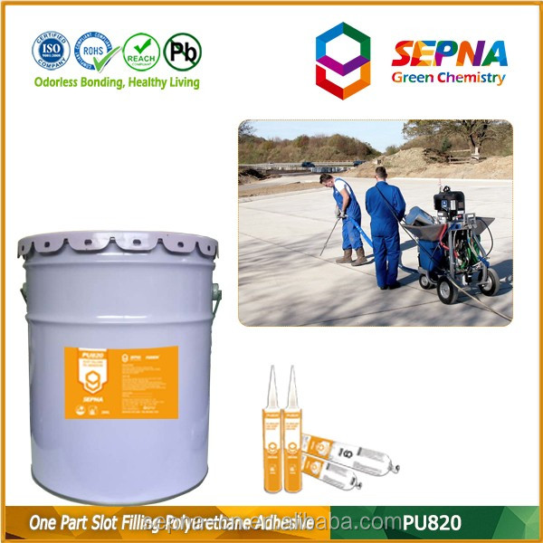 chemical supplier liquid Polyurethane sealant for Formed joints