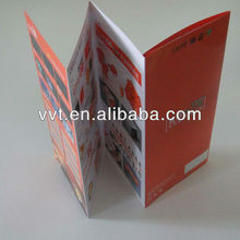 high quality full color Tri-fold brochure printed