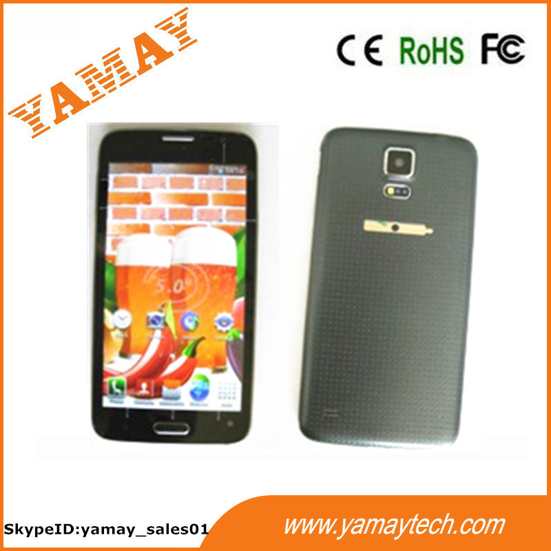 Special offer for bulk 5'' Android MTK6572 dual core 256MB ram+2GB rom smart phone