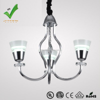 Hight Quality Best selling indoor decorative led pendent lamp HTD-PLC025-3P artistic item new hot