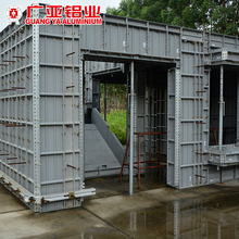 Construction wall formwork materials aluminum composite panel formwork