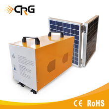 600W Portable Solar Energy for Home Power Supply System