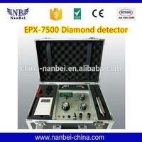 Epx-7500 1500m long distance metal detector for gold and diamond