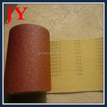High quality aluminum oxide abrasive cloth roll