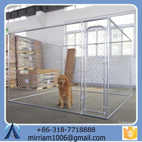 Characteristic Baochuan hot sale unique excellent new design popular pet house/dog/pet cage/runs/carriers