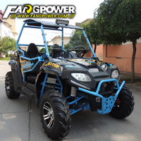 high quality fang power 200cc 250cc off road golf cart dune buggy