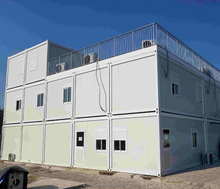 Factory Direct Sales Cheap Easy to Install Prefabricated Container House