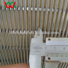 Stainless Steel Flat Wedge Wire Screen sieve plate