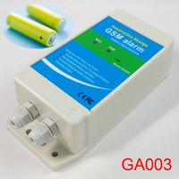 GSM sms alarm,intelligent GSM DC power off alarm system,GSM digital input alarm GA003