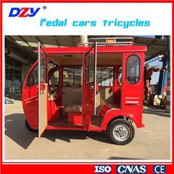 2016 hot sale Average price 1200 USD electric tricycle with passenger seat