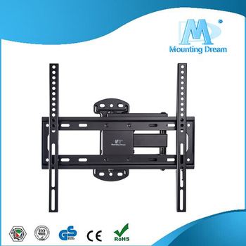 Articulating Tilt Full Motion TV Wall Mount for 26-55- Inch screen