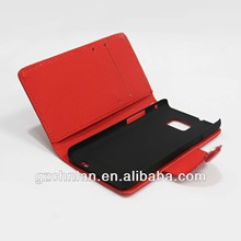 leather cover for Samsung Galaxy S2 i9100 leather pouch case