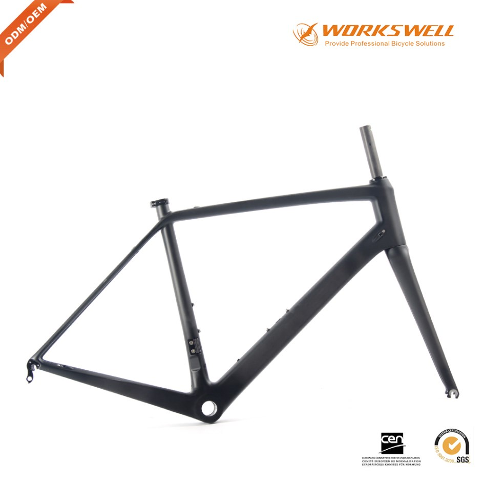 2016 Chinese carbon road bike frames carbon frame road include frame and fork