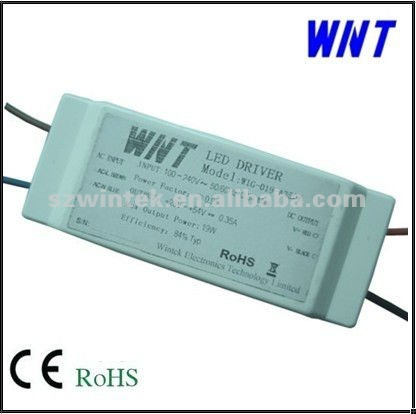 For led tube lights15W 700mA single output T8 tube led driver With CE